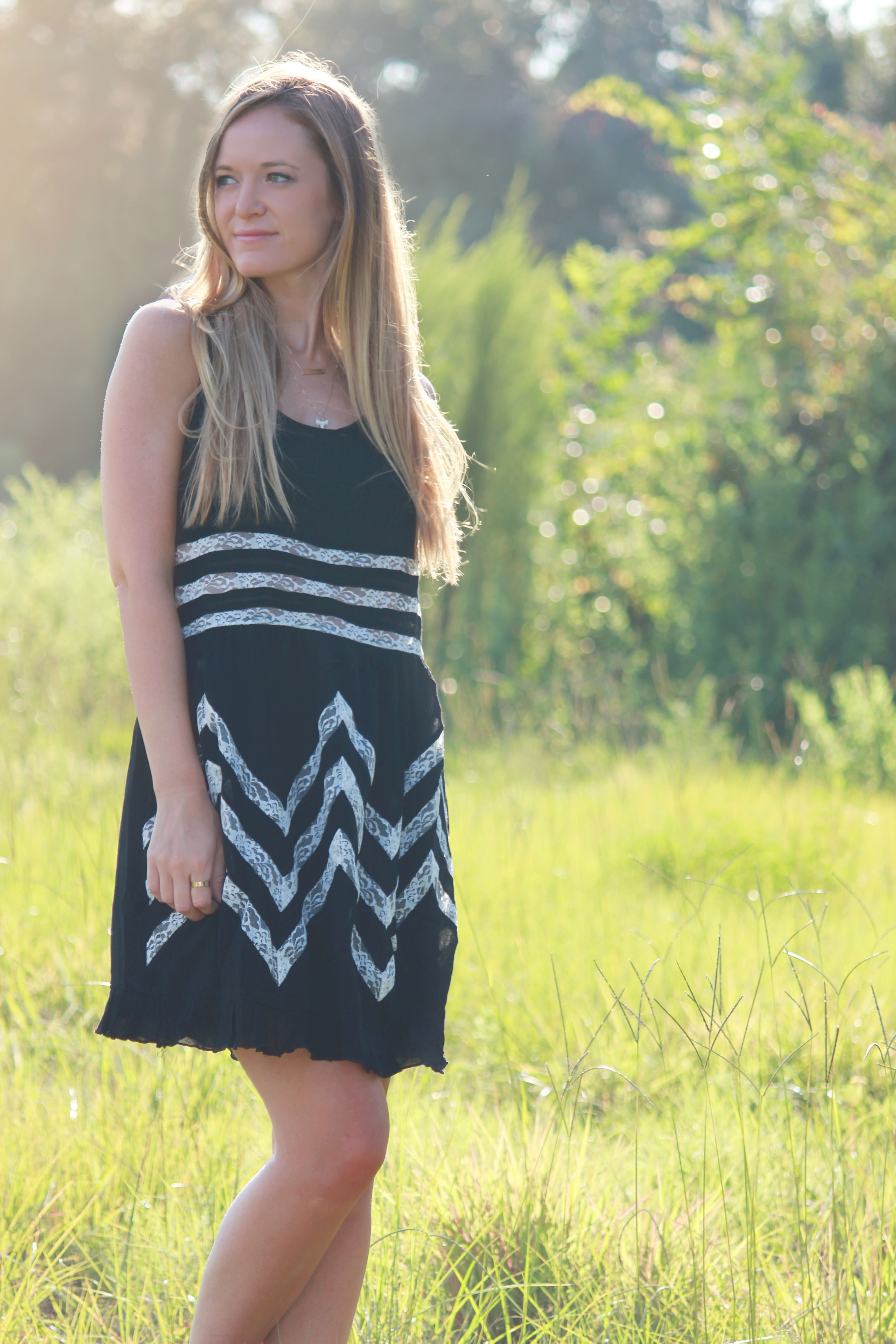 lace slip dress, free people dress, hippie chick boutique dress, ankle booties, casual summer outfit, free people arm cuff