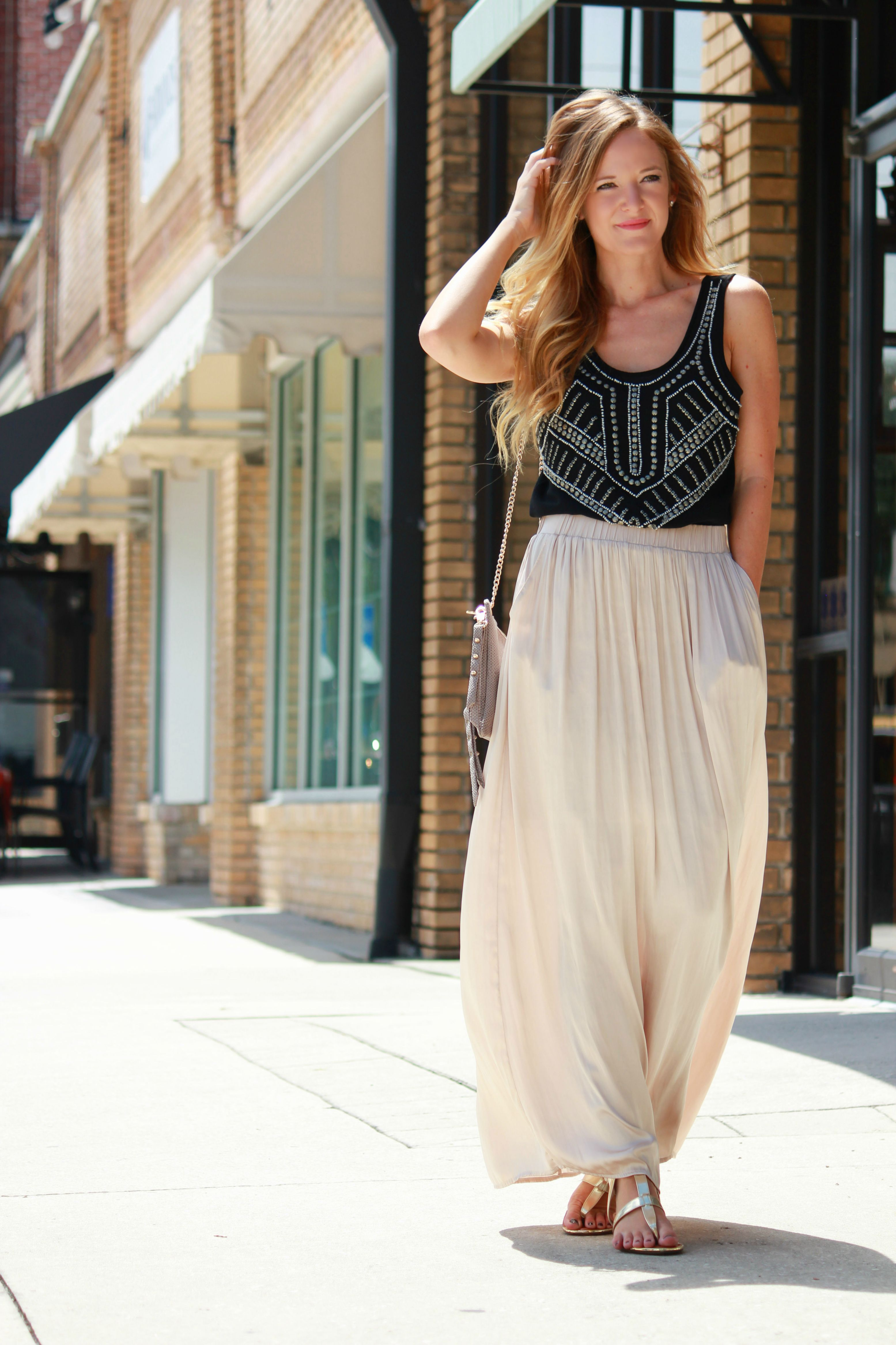 maxi skirt h m images