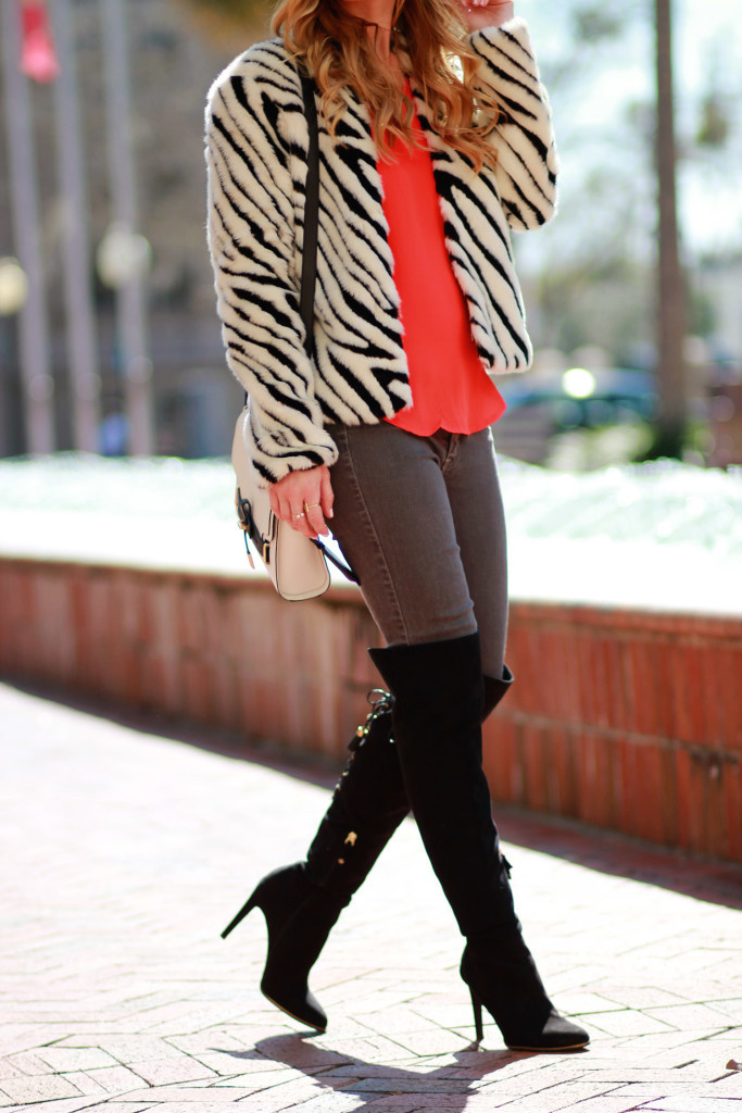 target over the knee boots