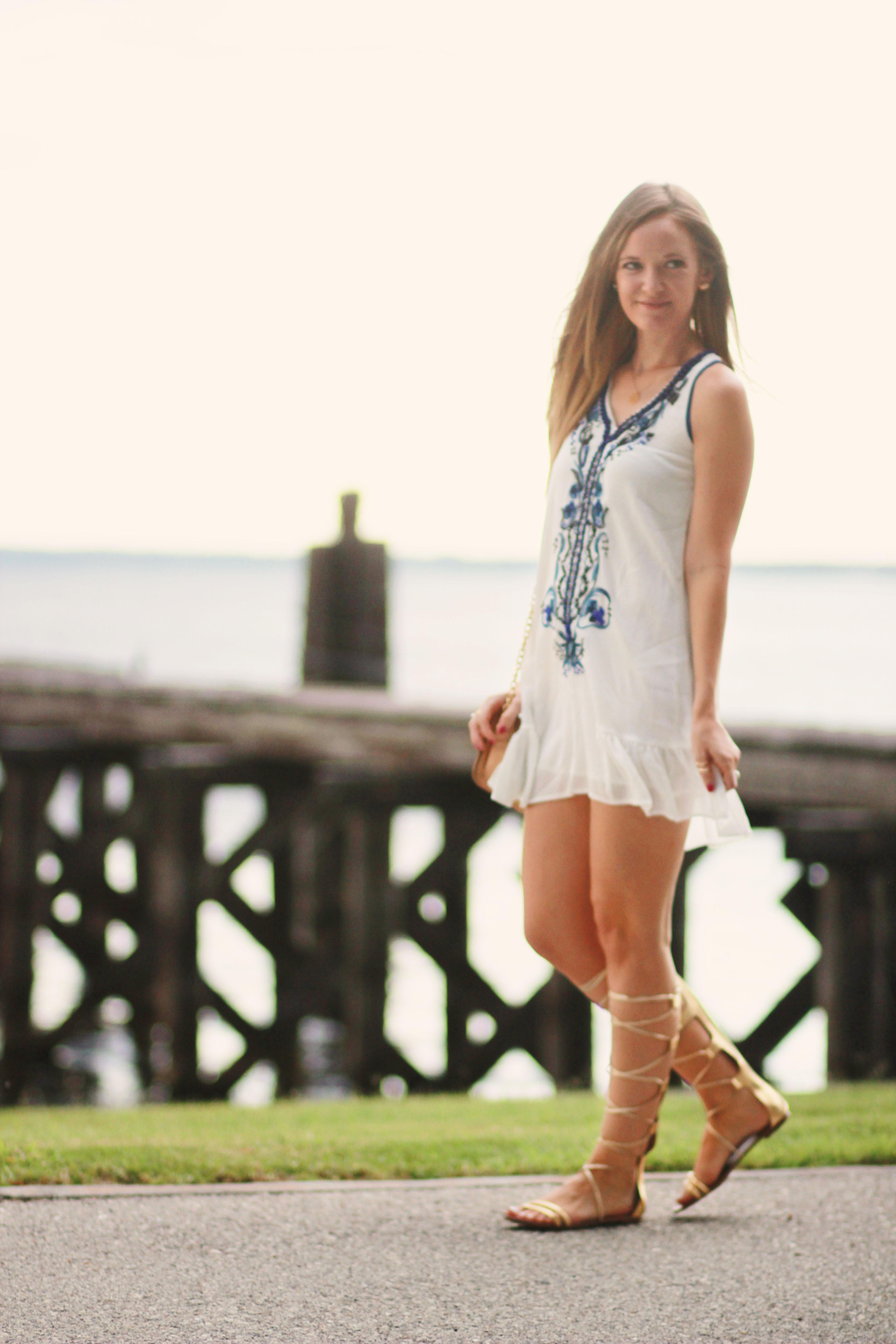 chicwish-boho-dress-1 | Upbeat Soles | Orlando Florida