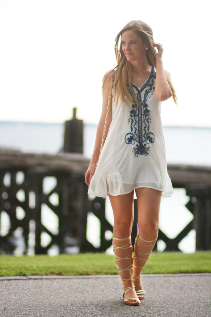 Chicwish boho dress