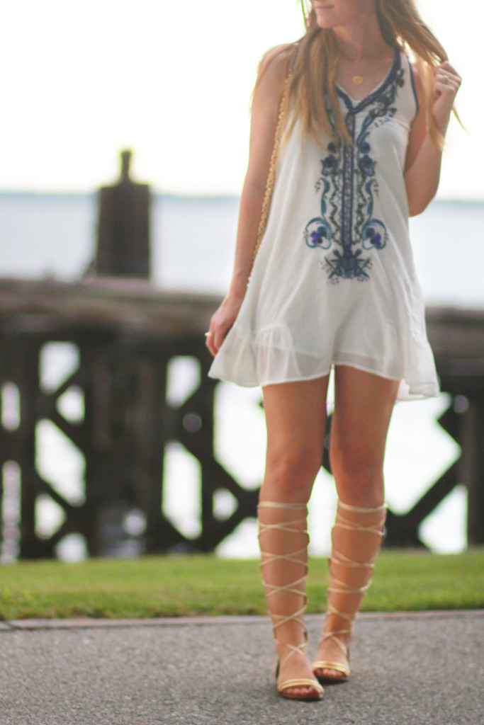 Chicwish boho dress