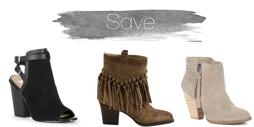 fall booties 2015