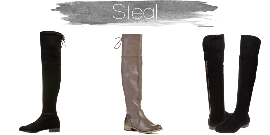 cheap over the knee boots 2015