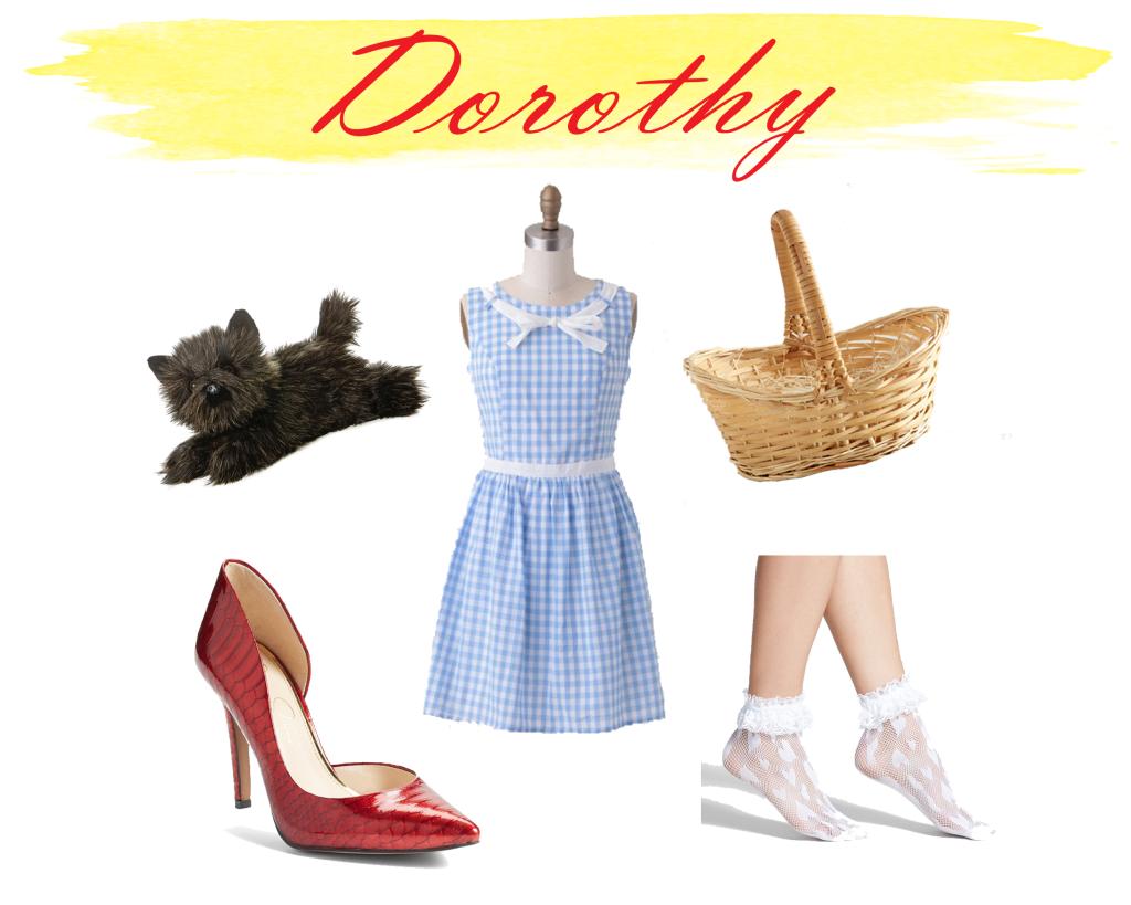 dorothy-costume