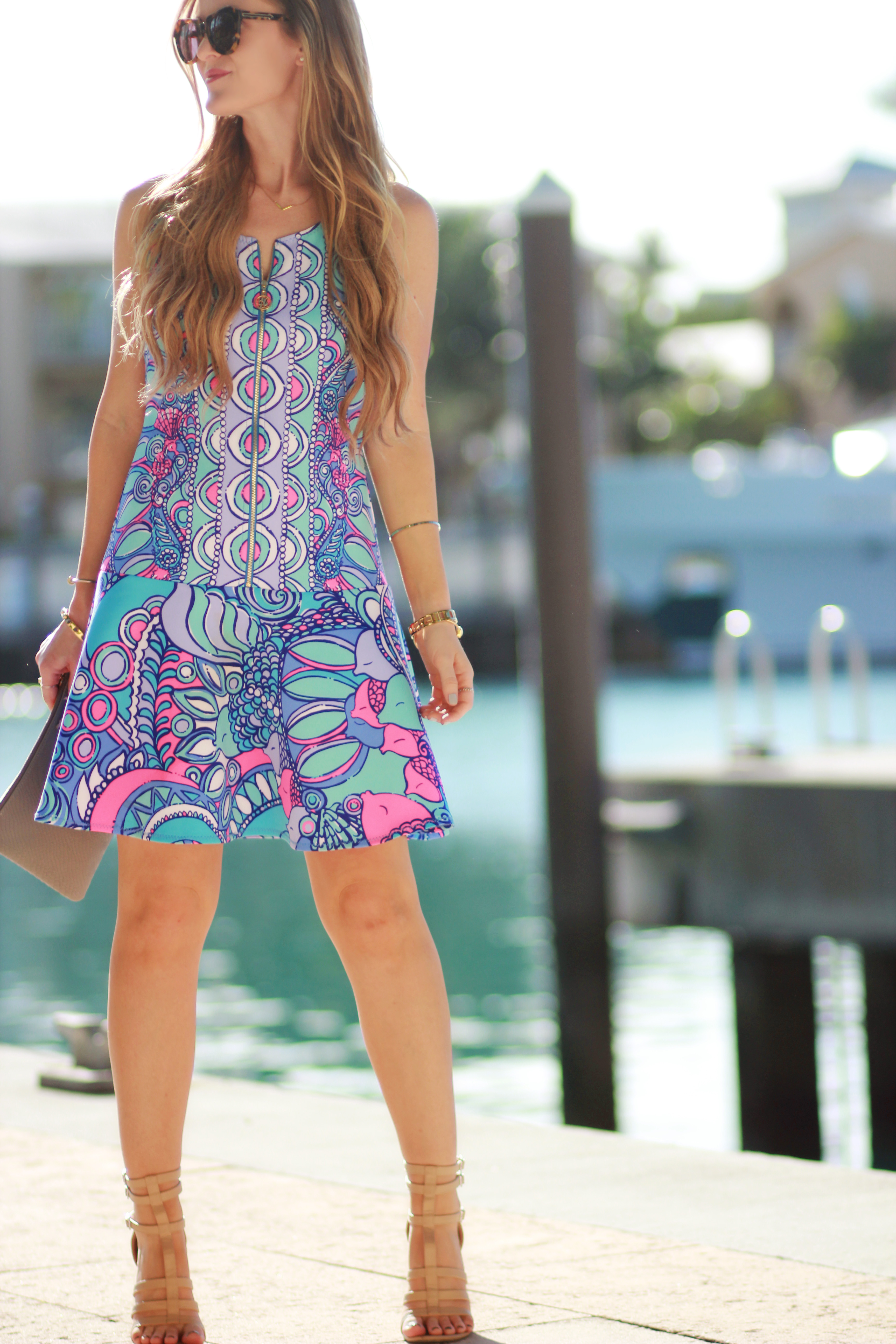 Vacation Outfit | Upbeat Soles | Orlando Florida Fashion Blog