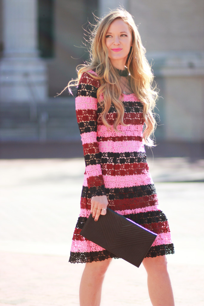 Lace Valentines Day dress, Valentines day outfit