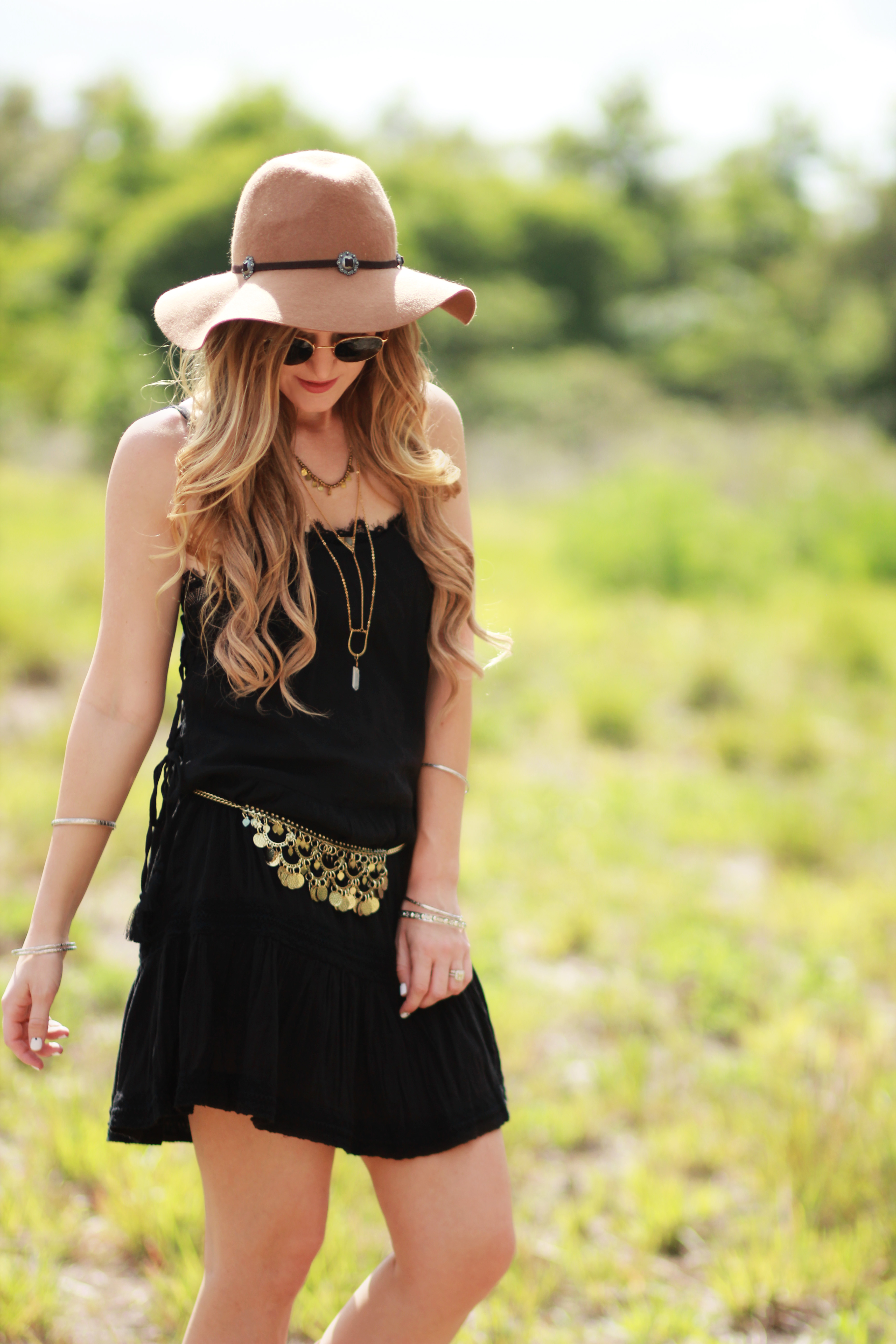 Aerie Festival Outfit Upbeat Soles Orlando Florida Style Blog