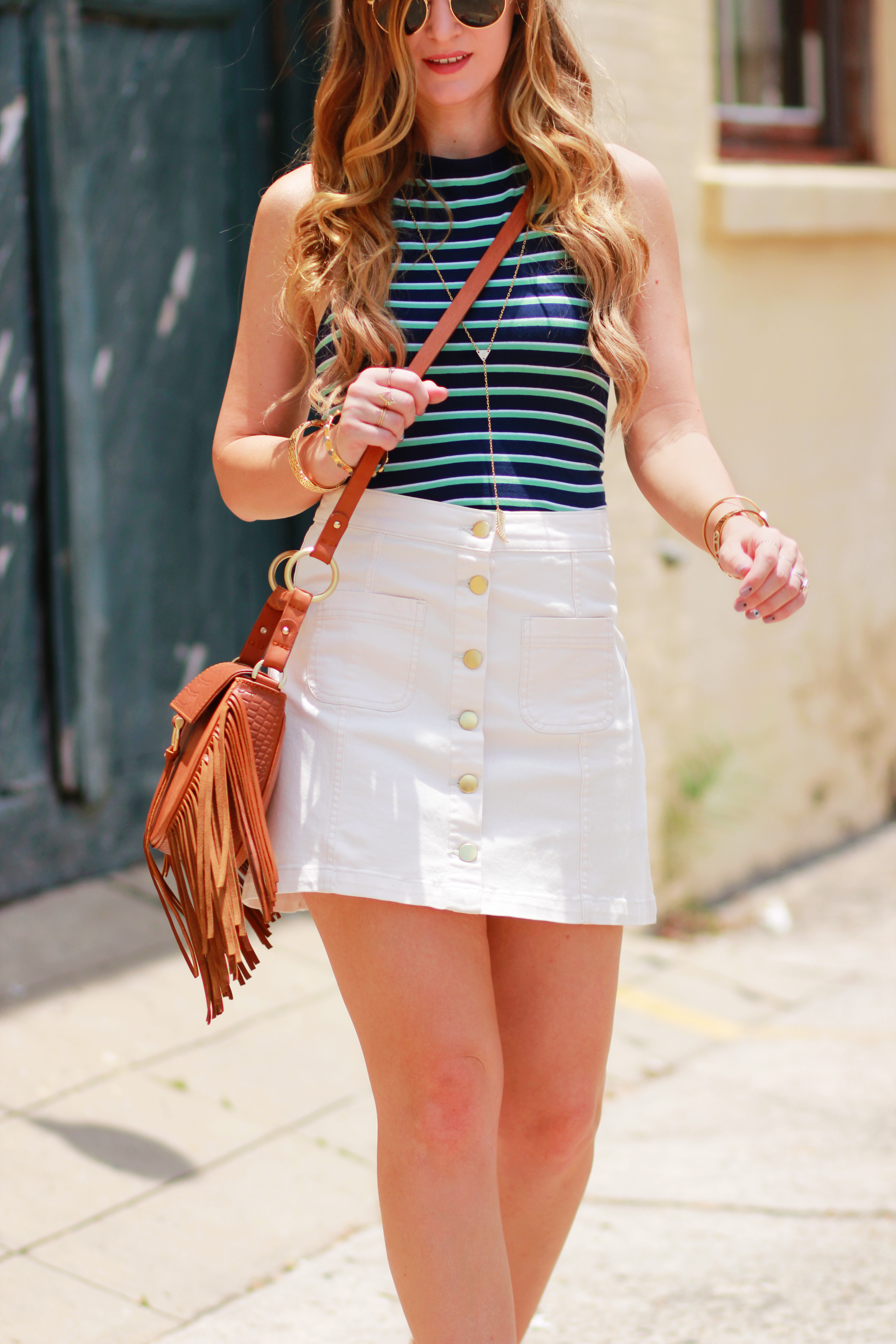 70 S Inspired Summer Outfit Upbeat Soles Florida