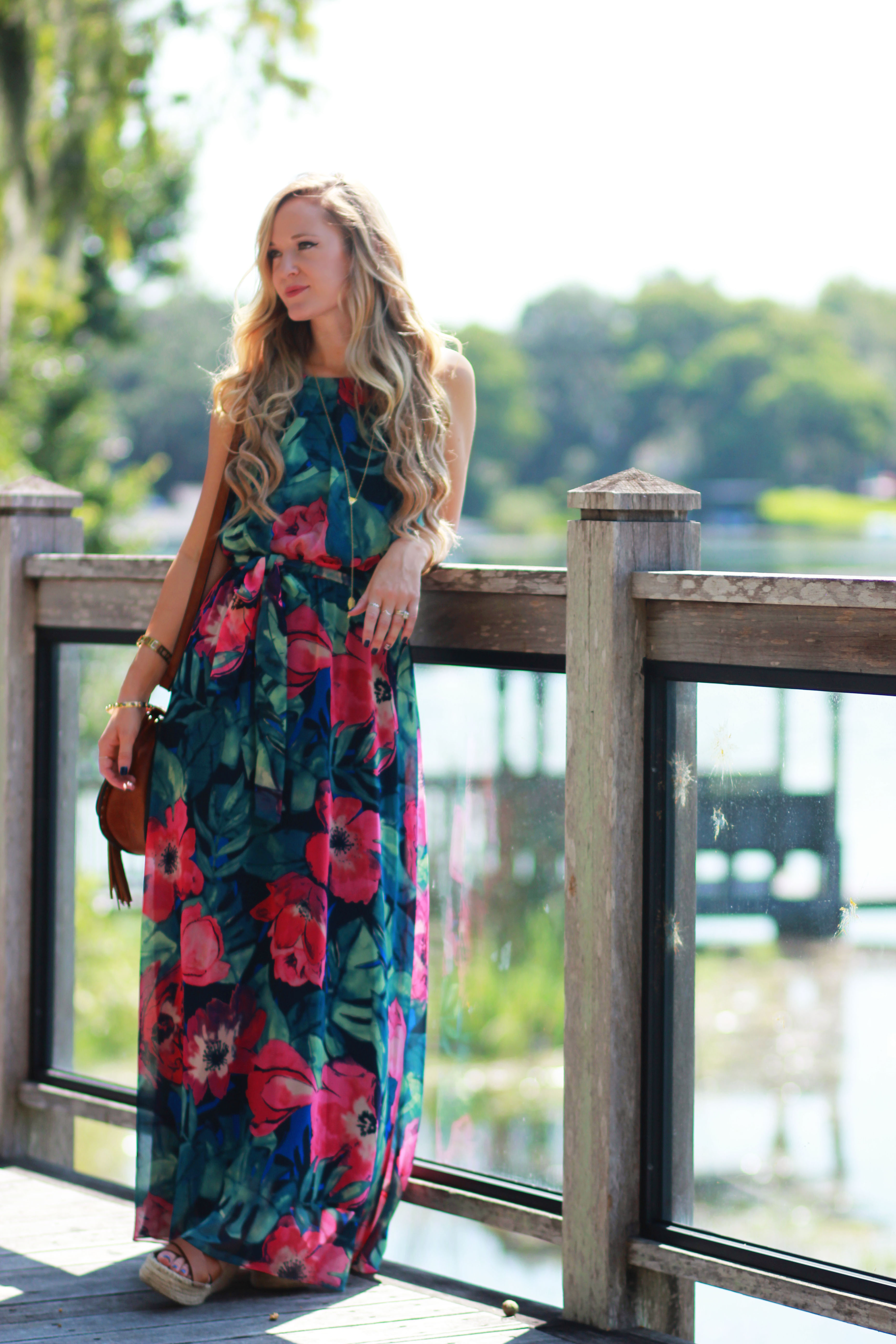 Tommy Bahama Tropical Maxi Upbeat Soles Florida Fashion Blog