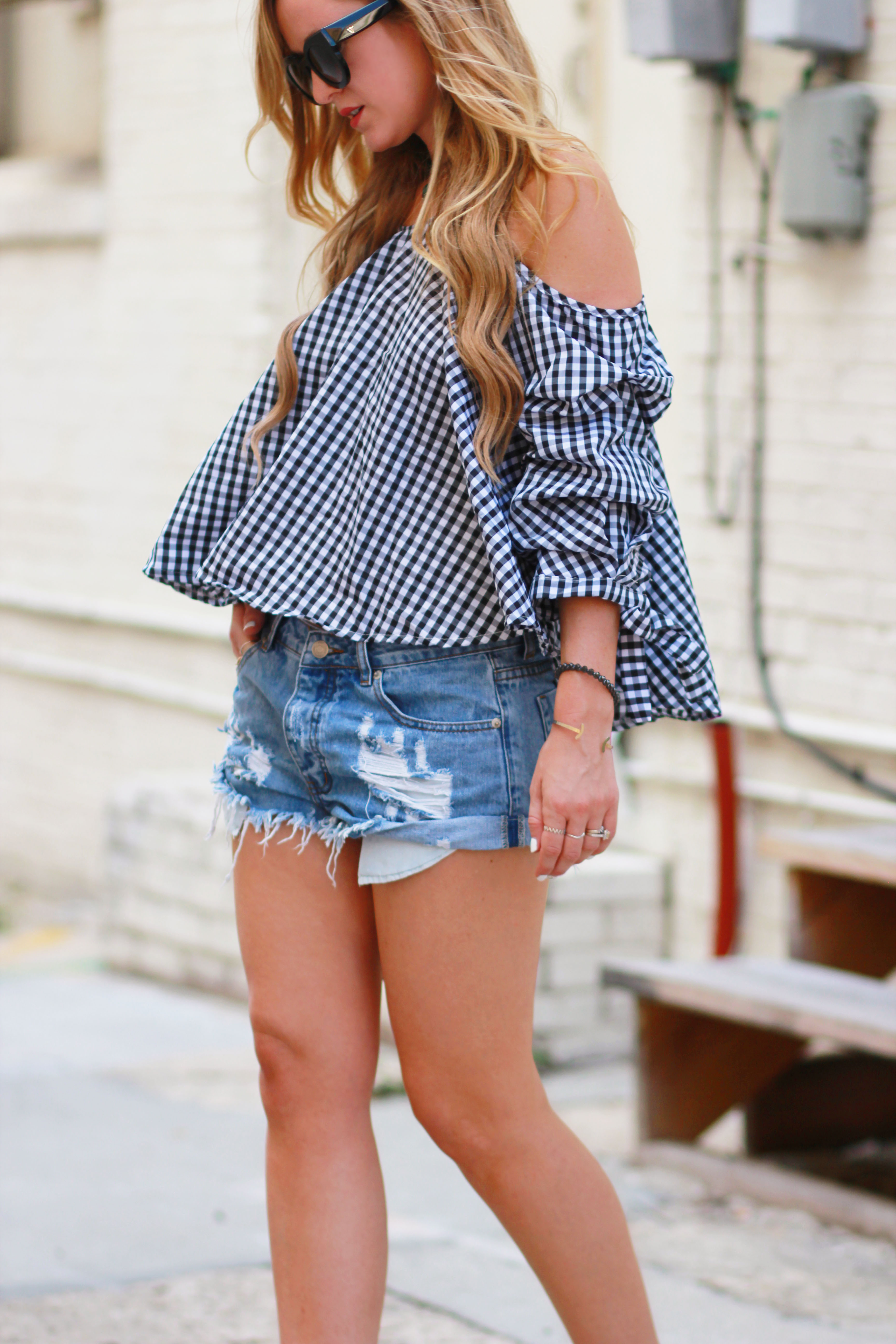 Edgy Summer Outfit | Upbeat Soles | Orlando Florida ...