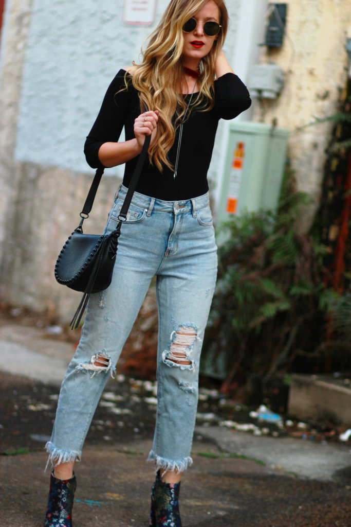 Edgy Winter Outfit | Upbeat Soles | Orlando Florida ...