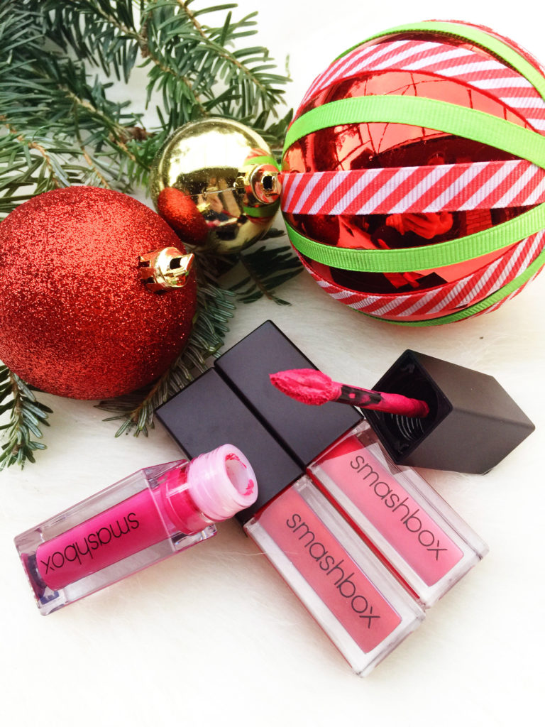 Shannon Jenkins of Upbeat Soles does a Smashbox Always on Lipstick review and giveaway