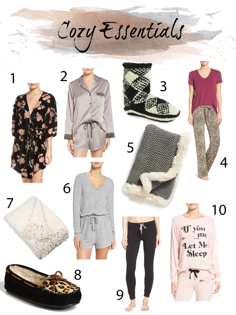 Fashion Essentials: Must-Haves for Lounging