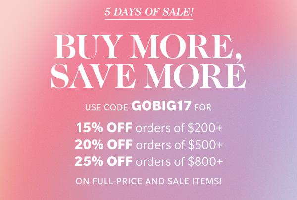 Shannon Jenkins of Upbeat Soles talks about the Shopbop Go Big sale for 2017 and the must have fashion items for spring including must have swimsuits