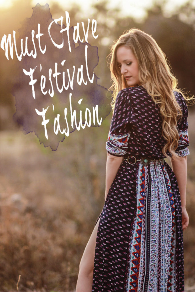 Shannon Jenkins of Upbeat Soles talks cute festival outfit ideas with festival Free People dresses, Birkenstock sandals, and retro sunglasses