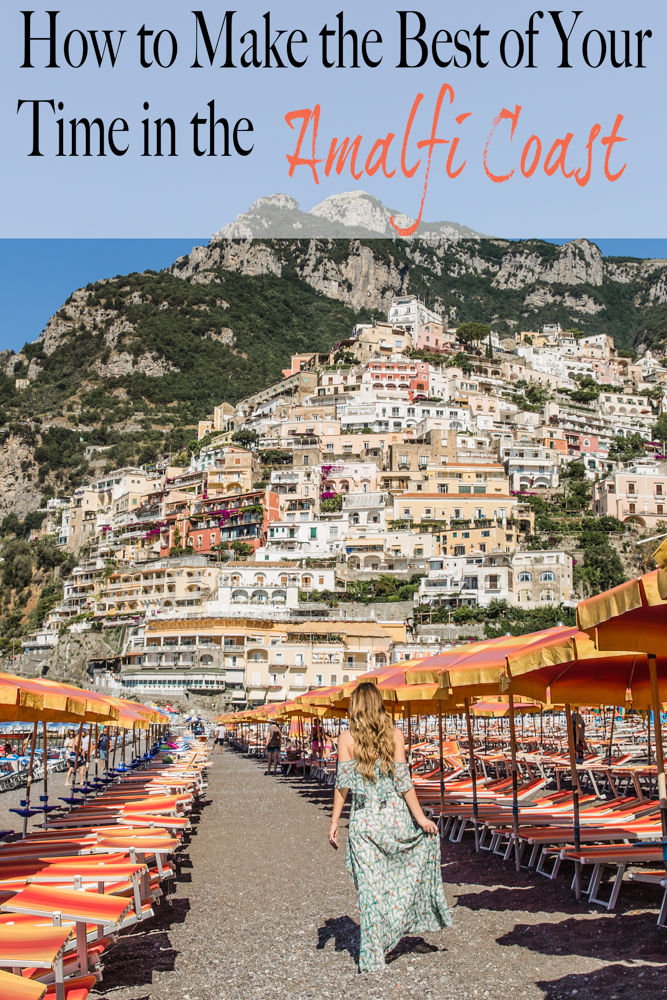 Shannon Jenkins of Upbeat Soles talks about what to do in Amalfi Coast, some of the best places to eat and drink in Positano, and Capri