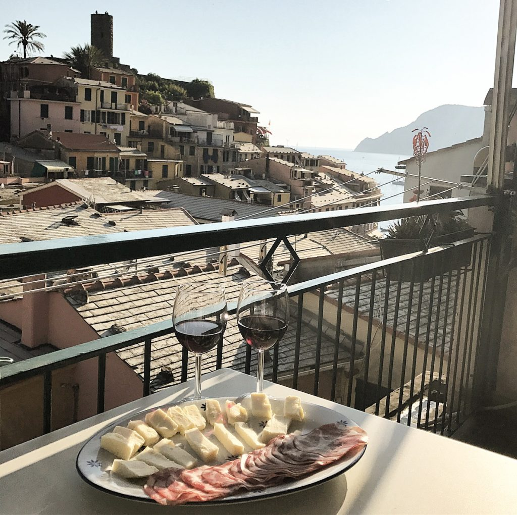 Shannon Jenkins of Upbeat Soles talks about what to do and eat while in Cinque Terre for two days and how to explore all five towns