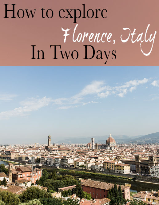 Shannon Jenkins of Upbeat Soles talks about must dos in Florence Italy for two days, Accademia Museam, Uffitzi Gallery, Brewdog, and Duomo
