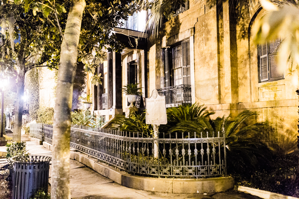 Shannon Jenkins of Upbeat Soles does a Guide to Savannah Georgia and talks about what to do, where to eat, and the best bars to go to