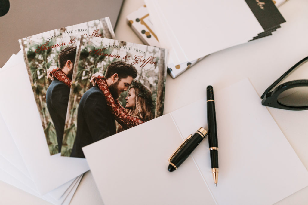 Shannon Jenkins of Upbeat Soles does a Basic Invite Review and talks about their thank you cards, stationary, and invitations
