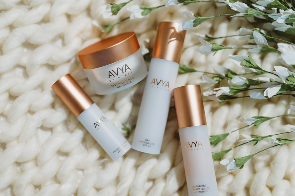 Shannon Jenkins of Upbeat Soles does an Avya skincare review and talks to founder Deepika Vyas about the pure unconditional ingredients and how it is the best skincare for 2018