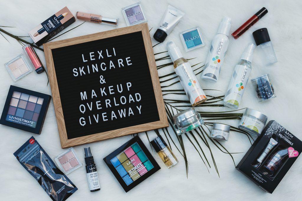 mash elle lexli spring skincare makeover overload giveaway
