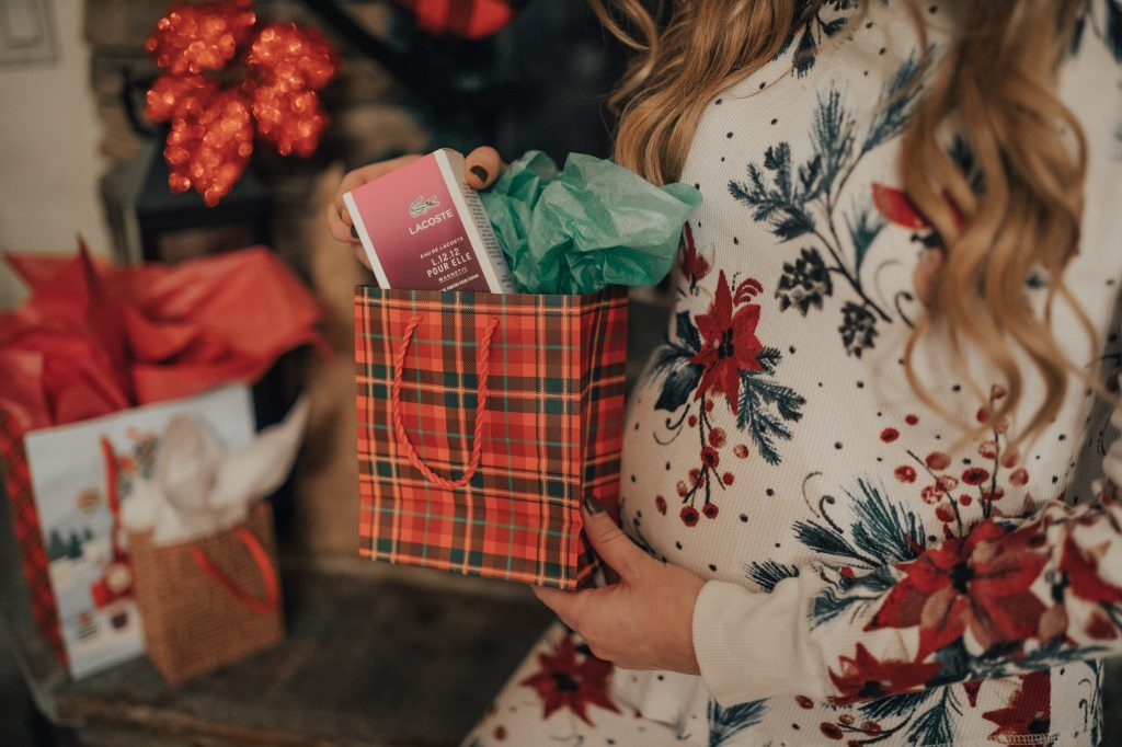 Shannon Jenkins of Upbeat Soles talks about the best gift for the holidays and Kohl's perfume sales