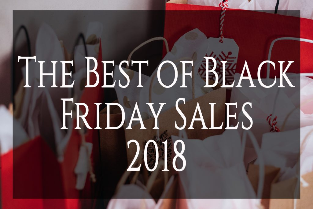 Shannon Jenkins of Upbeat Soles does the ultimate Black Friday sale guide for 2018