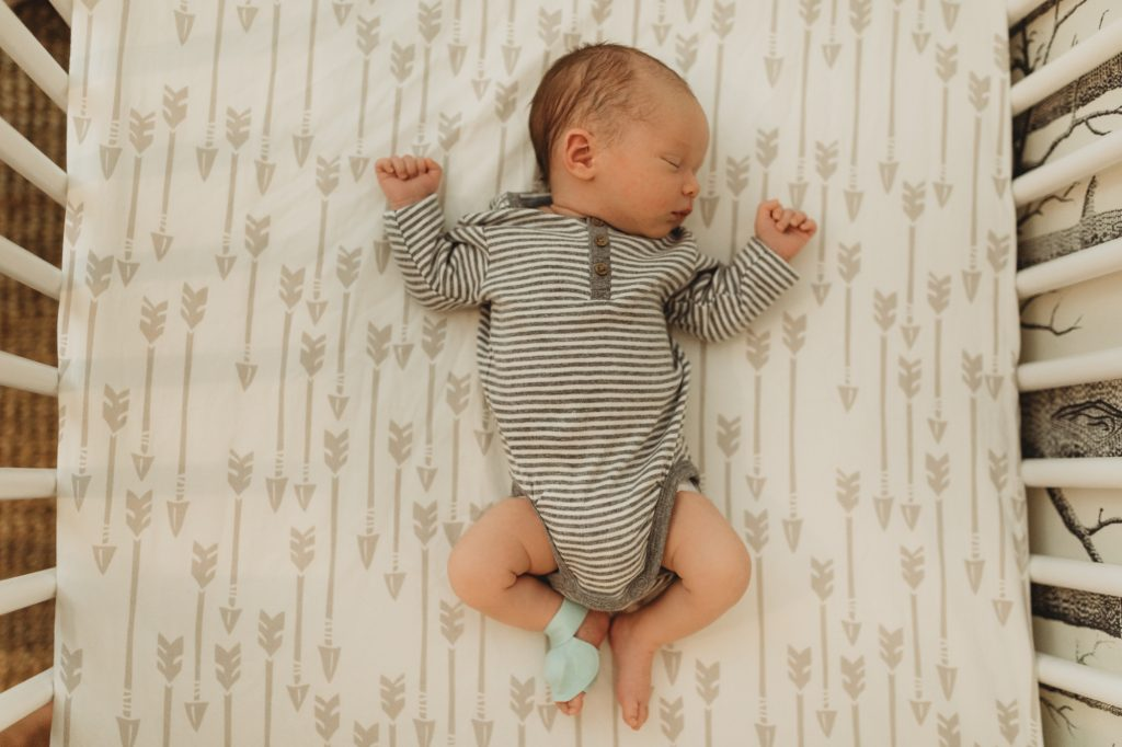 Shannon Jenkins of Upbeat Soles does an Owlet Sock and Camera review and how it gives peace of mind, shows live heart rate and oxygen of your baby