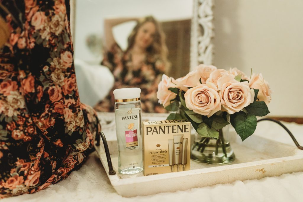 Shannon Jenkins of Upbeat Soles does a Pantene Pro-V Rescue Shots review and talks about how it is the best budget friendly hair treatment