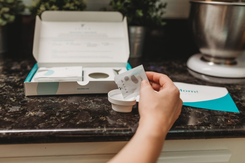 Shannon Jenkins of Upbeat Soles does a Evivo probiotic review and talks about the importance of baby's gut health and how B. Infantis reduces bad bacteria