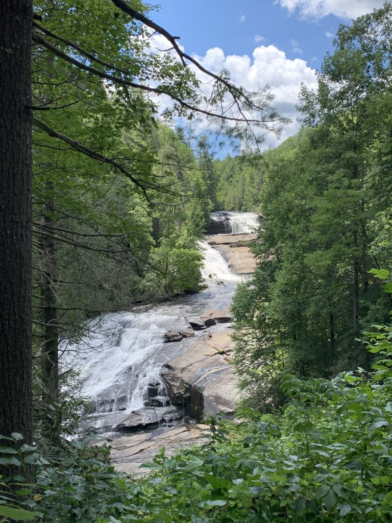 Shannon Jenkins of Upbeat Soles does a West North Carolina travel guide with what to do in Cashiers, Highlands, Asheville, and Franklin